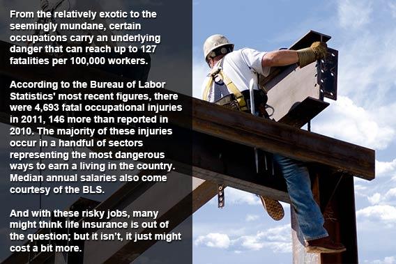 Dangerous jobs © Fotolia.com
