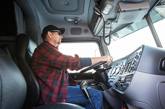 Driver/sales workers and truck drivers | Jetta Productions/Getty Images