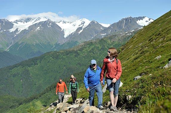 Alaska | Huntstock/Getty Images
