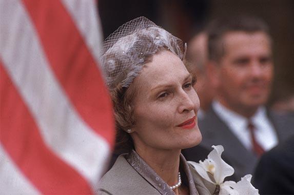 Pat Nixon | Michael Ochs Archives/Getty Images
