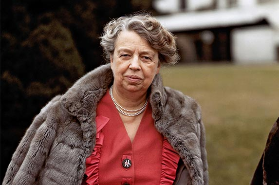 Eleanor Roosevelt | Michael Ochs Archives/Getty Images