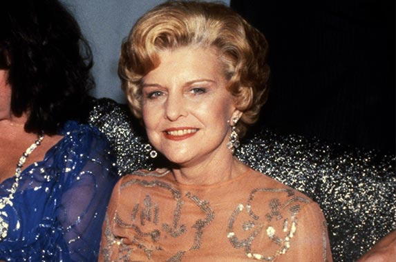 Betty Ford | Images Press/Getty Images
