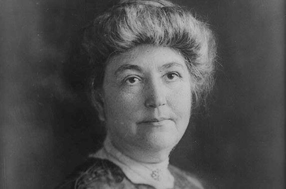 Ellen Wilson | Courtesy of Library of Congress