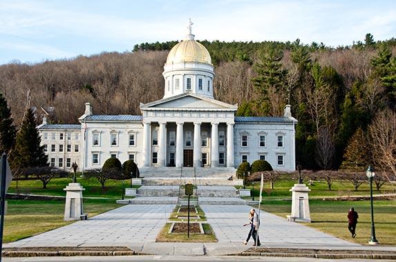 Vermont | Erika J Mitchell/Shutterstock.com