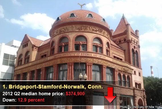 Bridgeport-Stamford-Norwalk, Conn.