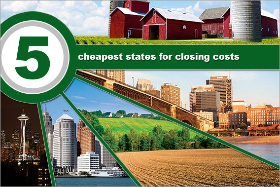 5 least expensive states © Shutterstock.com