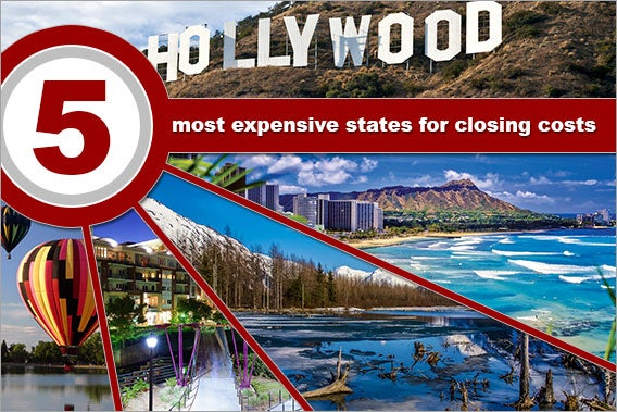 5 most expensive states © Shutterstock.com