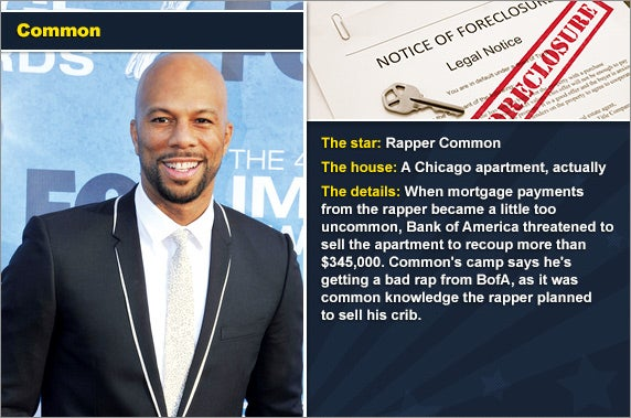 Rapper Common  PR Photos, foreclosure document:  zimmytws/Shutterstock.com
