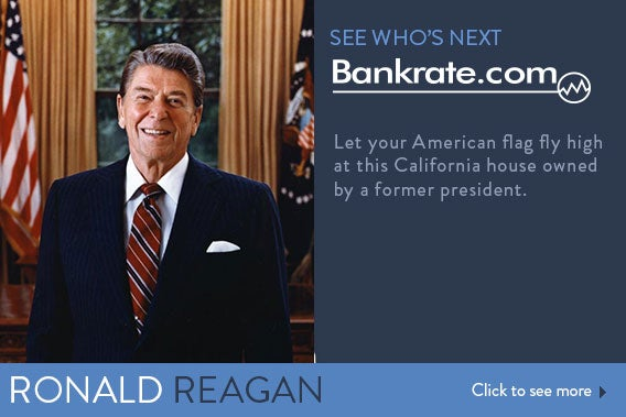 See who's next: Ronald Reagan
