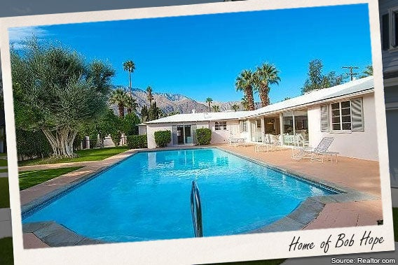 Celebrity House For Sale Bob Hope Bankrate Com