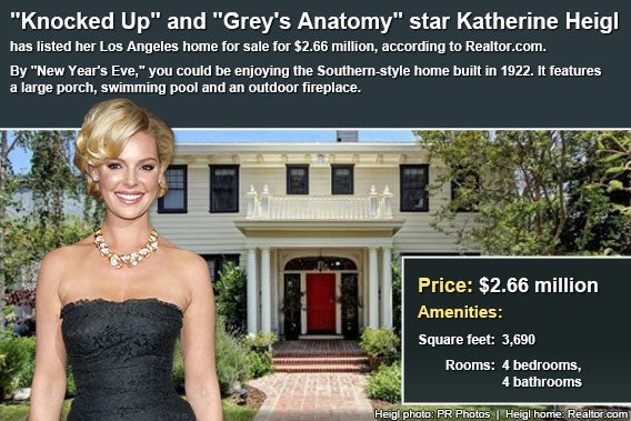 Celebrity House For Sale Katherine Heigl Bankrate Com
