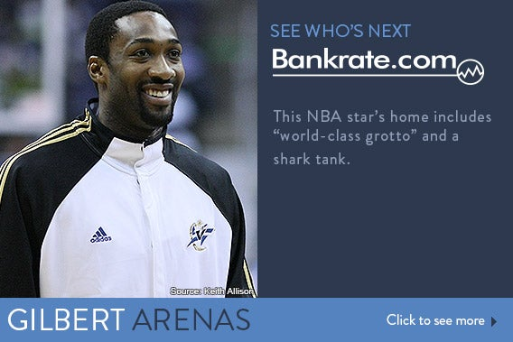 See who's next: Gilbert Arenas