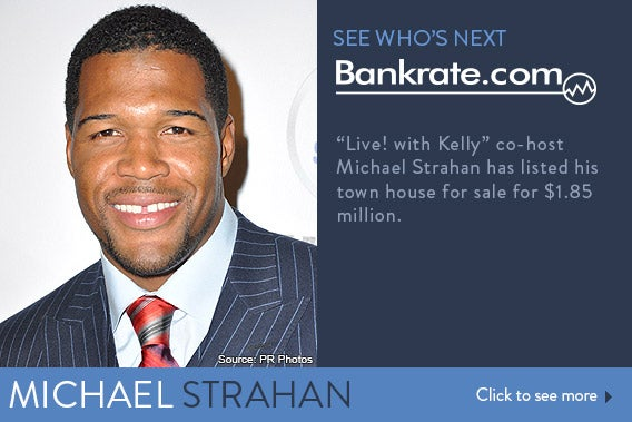 See who's next: Michael Strahan