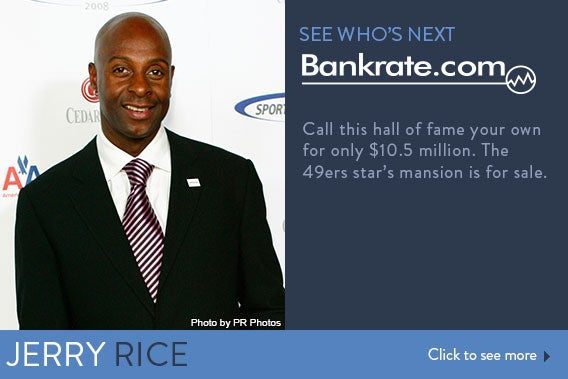 See who's next: Jerry Rice