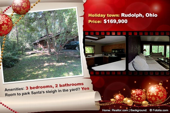 Rudolph, Ohio