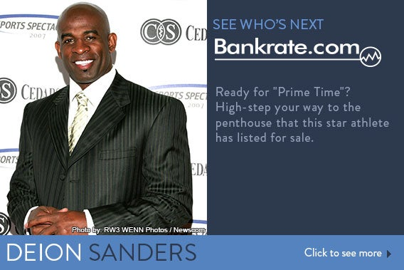 See who's next: Deion Sanders