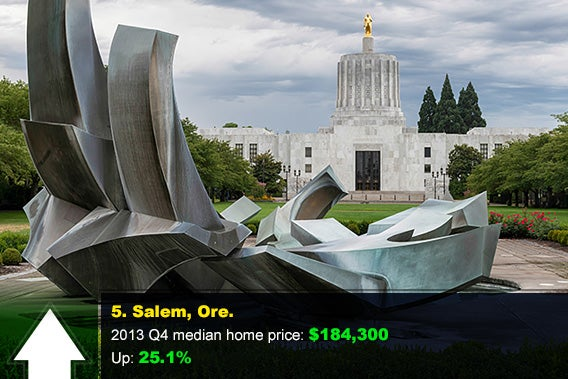 5. Salem, Ore. © Nagel Photography/Shutterstock.com