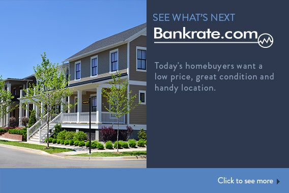 Today's homebuyers want low price, great condition and handy location. | © jessicakirsh/Shutterstock.com