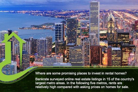 Investing in rental properties © Songquan Deng/Shutterstock.com, vector: © tachyglossus/Shutterstock.com, bottom overlay: © Sorbis/Shutterstock.com