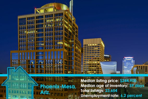 Phoenix-Mesa, Ariz. | © Mark Skalny/Shutterstock.com