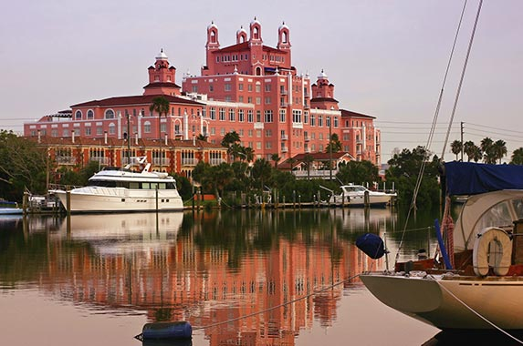 1. Tampa-St. Petersburg-Clearwater, Florida © iStock