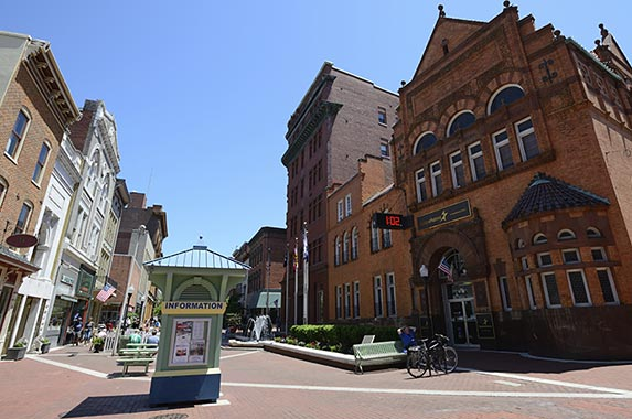 1. Cumberland, Maryland © iStock