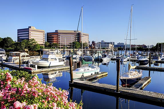 Bridgeport-Stamford-Norwalk, Connecticut © iStock