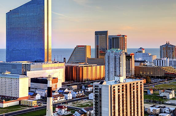 5. Atlantic City, New Jersey © iStock
