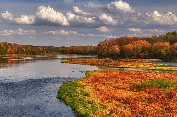 3. Kankakee-Bradley, Illinois © Nagel Photography/Shutterstock.com