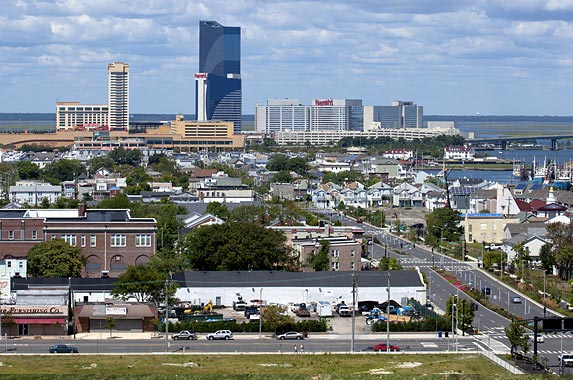 5. Atlantic City, New Jersey © Aneese/Shutterstock.com