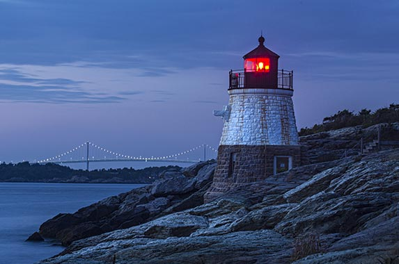 Rhode Island | marion faria photography/Moment/Getty Images