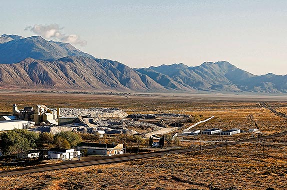Nevada | Christian Science Monitor/Getty Images