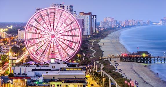 South Carolina | Sean Pavone/Shutterstock.com