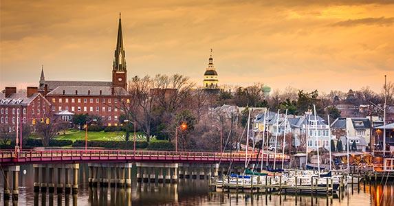 Maryland | Sean Pavone/Shutterstock.com