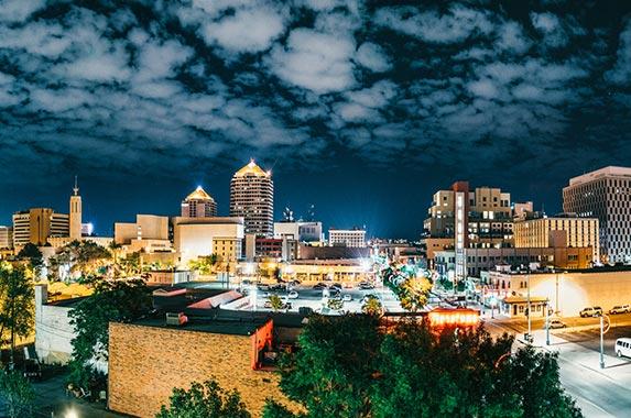 New Mexico | ferrantraite/Getty Images