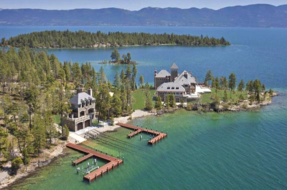 4 of the most expensive homes for sale for Most expensive house for sale in the us