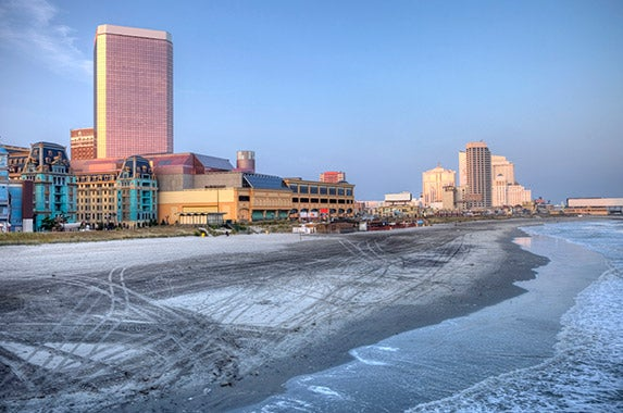 Atlantic City, New Jersey | DenisTangneyJr/E+/Getty Images