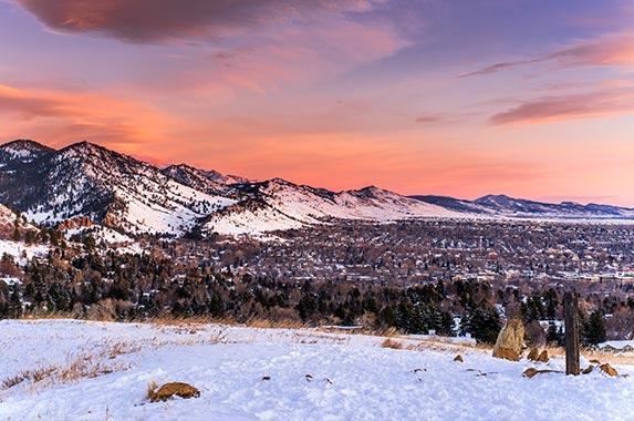 Boulder, Colorado © Kyle Kephart/Shutterstock.com