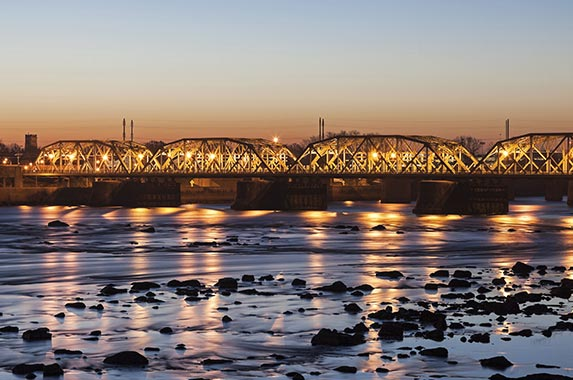 Trenton, New Jersey © Henryk Sadura/Shutterstock.com
