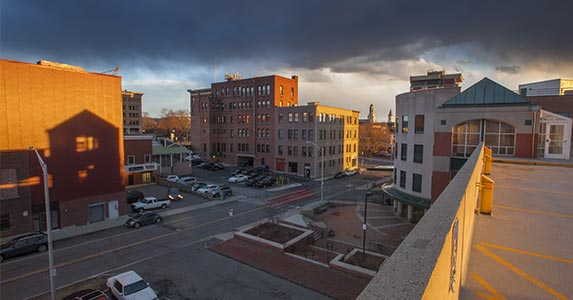 Pittsfield, Massachusetts | jdwfoto/Shutterstock.com