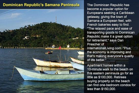 Samana Port, Dominican Republic © Donya Nedomam/Shutterstock.com