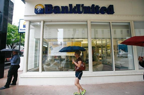 BankUnited © Carlos Barria / Reuters/Reuters/Corbis