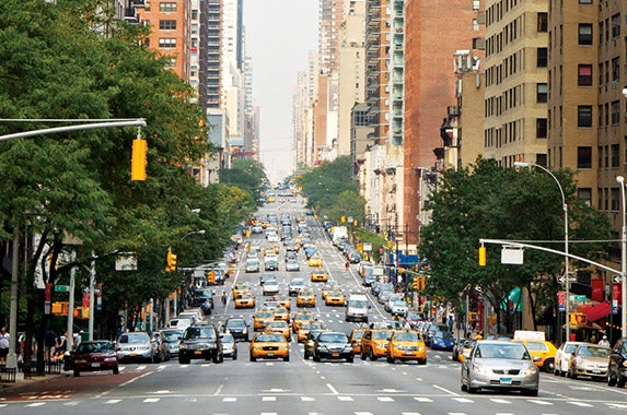 New York NY © Patrick Poendl/Shutterstock.com