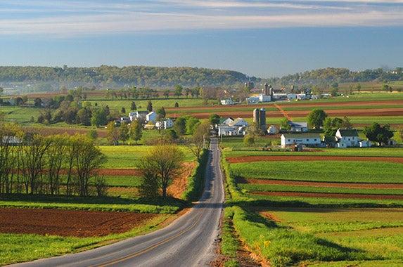 Pennsylvania © Rena Schild/Shutterstock.com