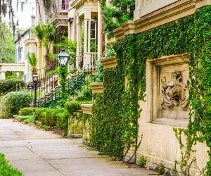 Neighborhood in Georgia © iStock
