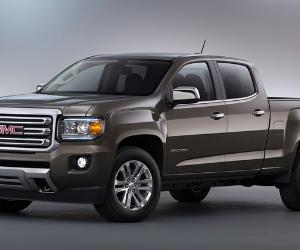 GMC Canyon © General Motors