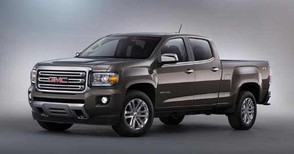 GMC Canyon © General Motors
