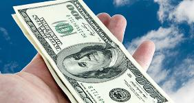 Money in sky © Zbyszek Nowak - Fotolia.com