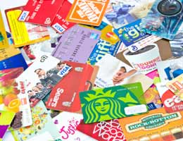 Unwanted Gift Cards