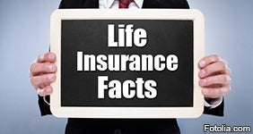 Just the facts on life insurance